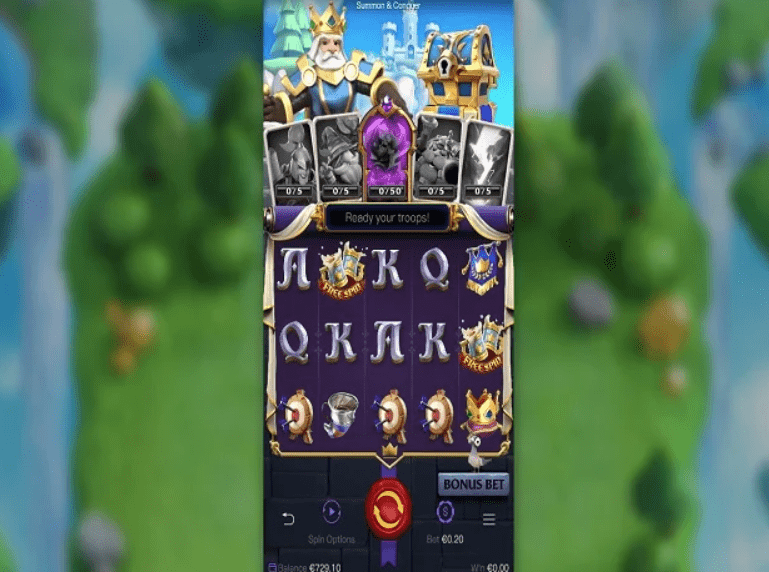 Play Summon and Conquer-min